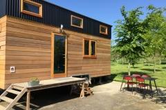 La Tiny House, hébergement insolite et écologique