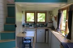 Conception en matériaux écologiques de la Tiny House