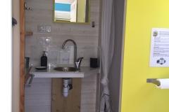 Salle d'eau de la Tiny House